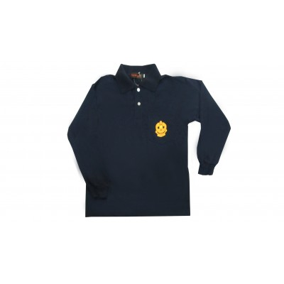 KADET BOMBA T-SHIRT - LONG SLEEVE (NAVY)
